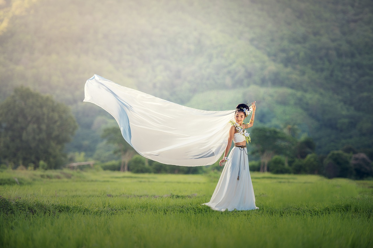 wedding bride photo