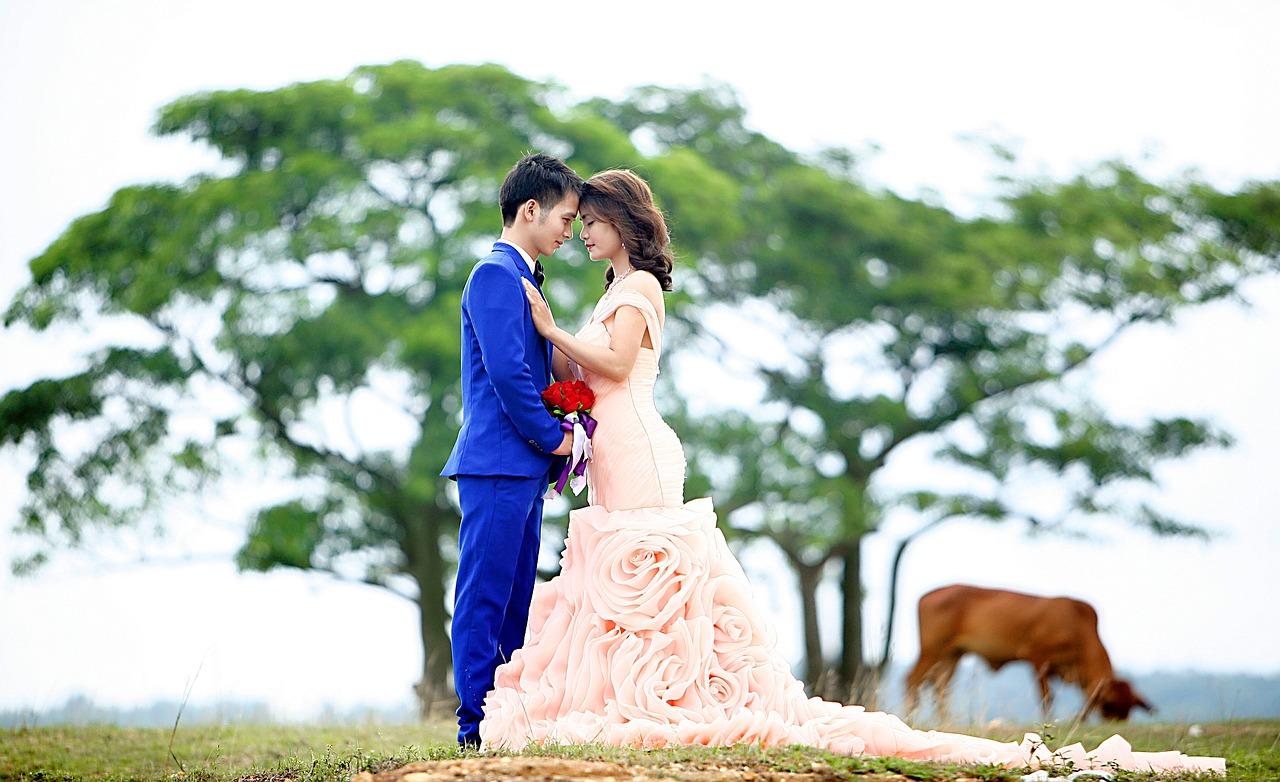 Wedding nice photo
